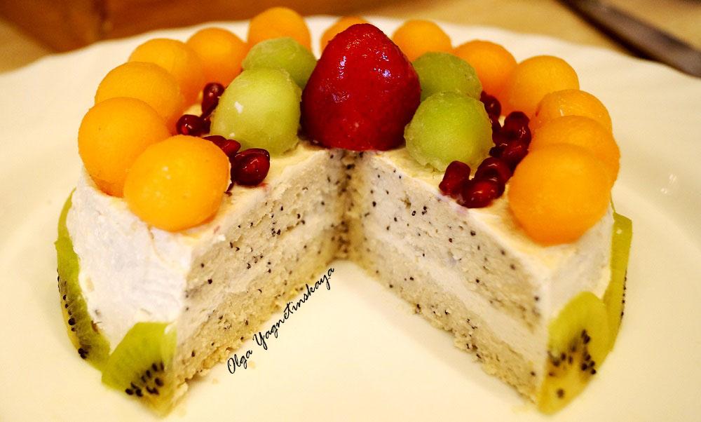 Как сделать диетические торты 928